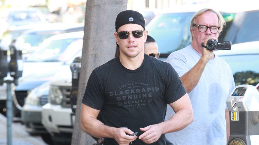 """Action-Comeback: Matt Damon wird wieder zu """"Jason Bourne"""""""