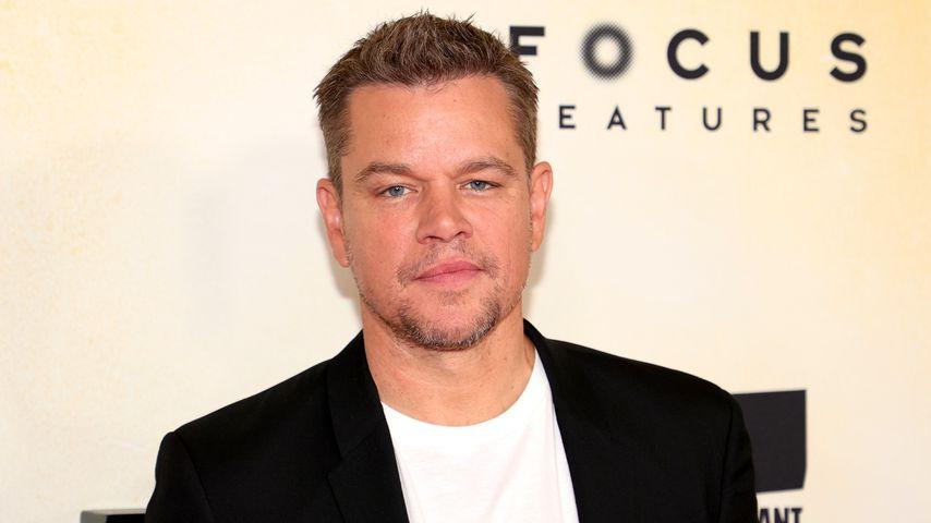 """""""Glücklich für sie"""": Matt Damon äußert sich zu Bennifer 2.0"""