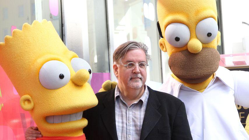 """Simpsons""-Schöpfer Matt Groening wird verklagt!"