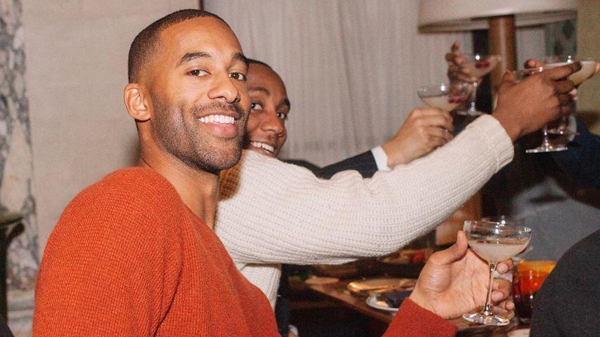 Premiere: Matt James wird der erste schwarze US-Bachelor!