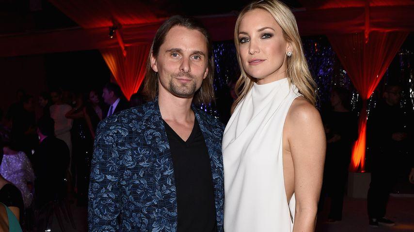 Zu viel Kälte: Matt bedauert Beziehung mit Kate Hudson