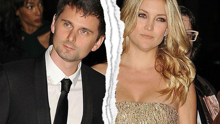 Liebes-Aus bei Kate Hudson & Matthew Bellamy