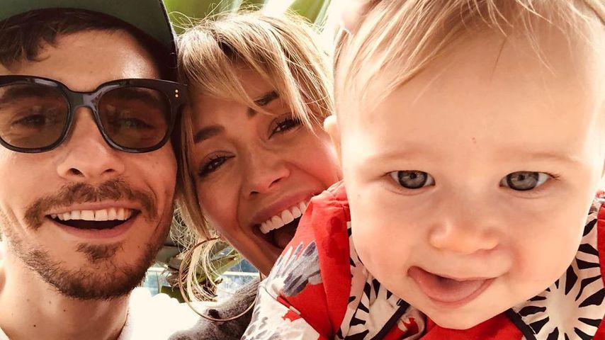 Matthew Koma, Hilary Duff und Banks Violet Bair