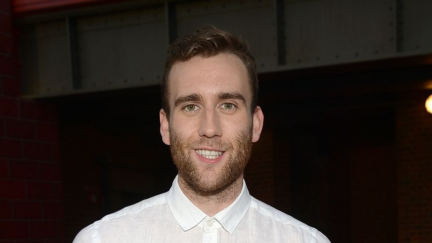 """Harry Potter""-Star Matthew Lewis"