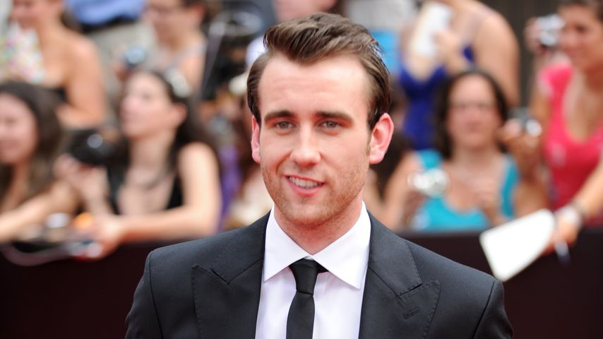 Matthew Lewis im Juli 2011 in New York