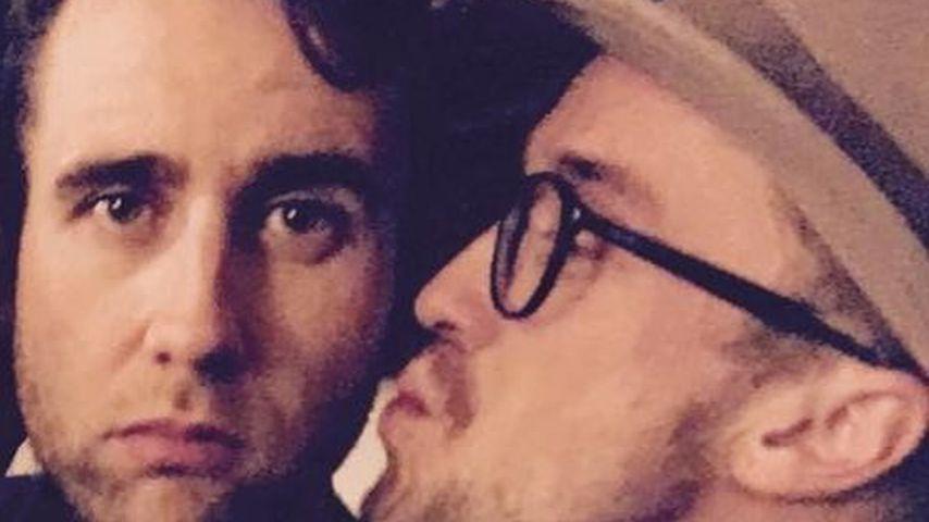 Mini-Harry-Potter-Reunion: Hier kuscheln Neville und Draco!