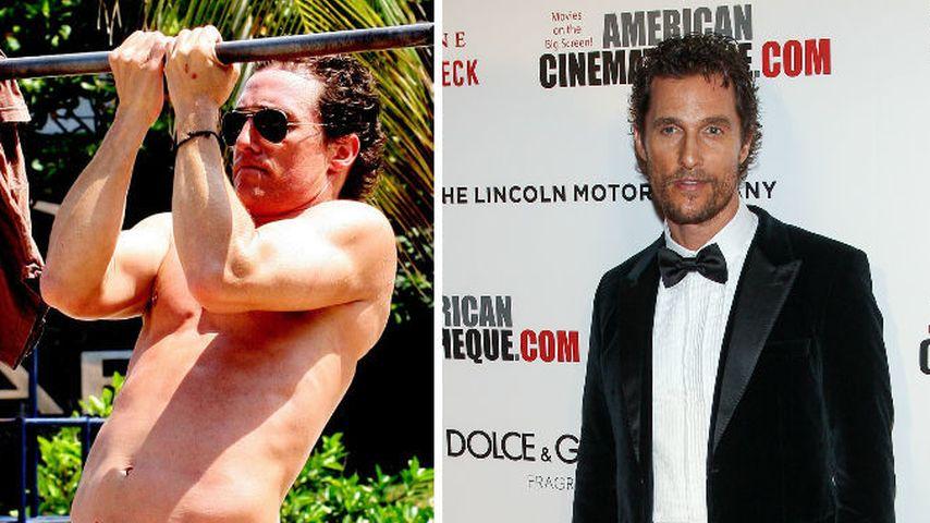 Wird Matthew McConaughey je wieder der Alte?