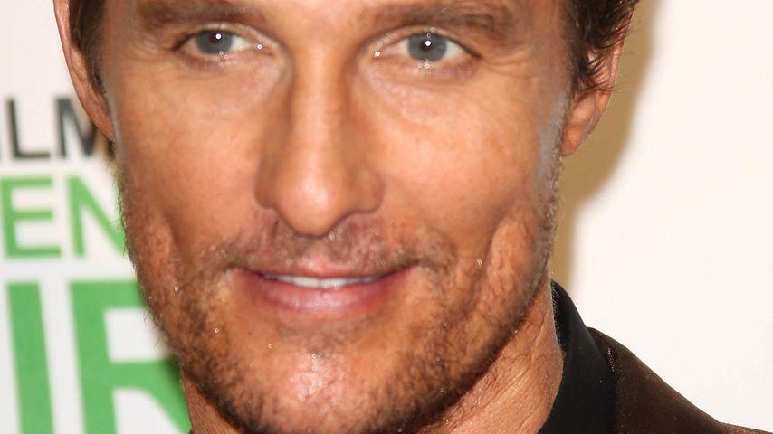 Also doch! Matthew McConaughey wieder als Stripper
