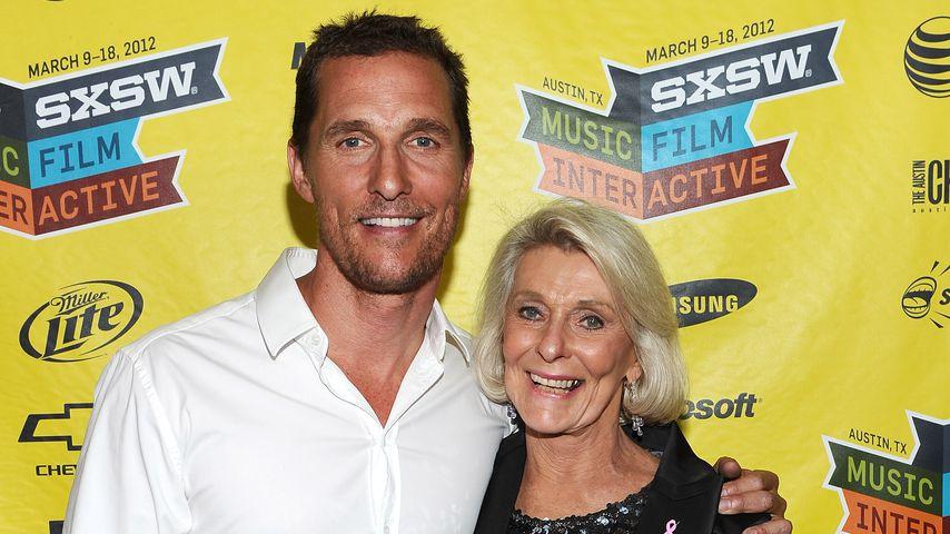 Matthew McConaughey offen: Acht Jahre Funkstille mit Mutter!