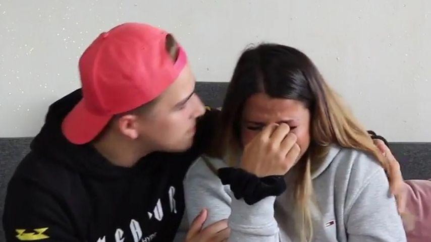 BTN-Jenefer in Tränen: Baby Milan nach Geburt weggenommen!