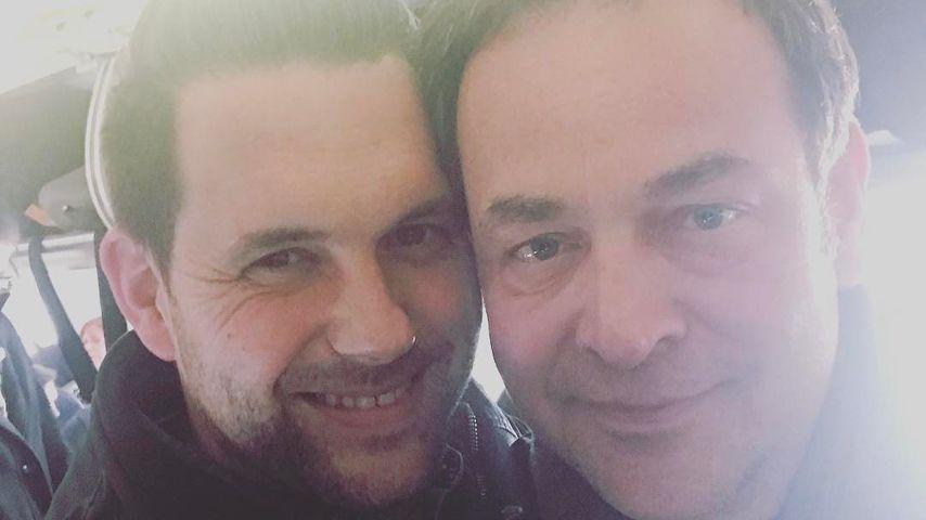 Martin Haas (†55): Rührender TV-Abschied der Sat.1-Kollegen!