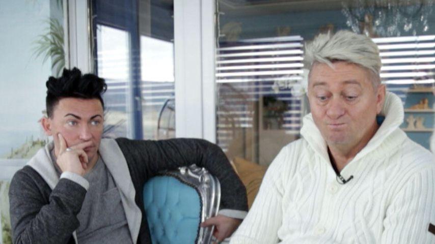 """Matthias Mangiapane, Hubert Fella und Froonck in """"Hubert & Matthias - Die Hochzeit"""""""