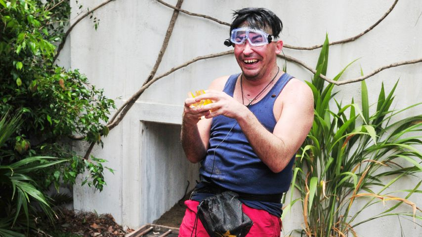 Matthias Mangiapane im Dschungelcamp 2018