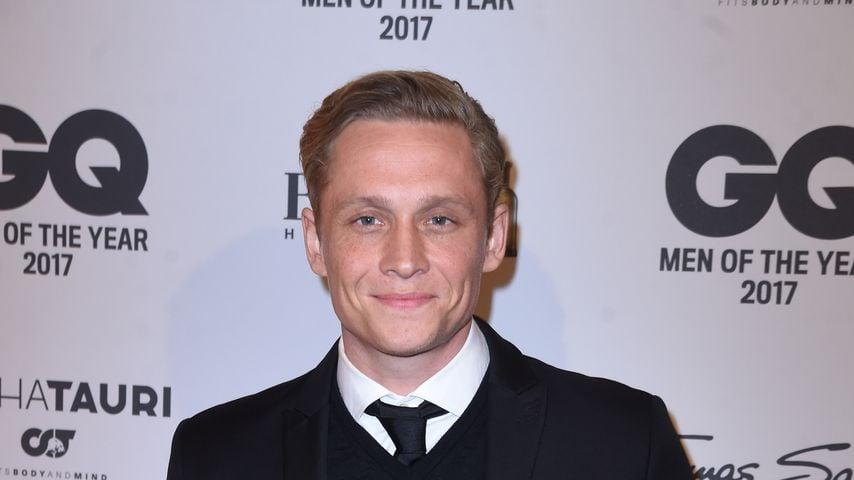 Matthias Schweighöfer bei den GQ Men Of The Year Awards 2017