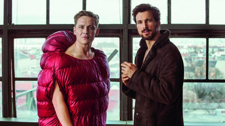 """Matthias Schweighöfer und Florian David Fitz in """"100 Dinge"""""""
