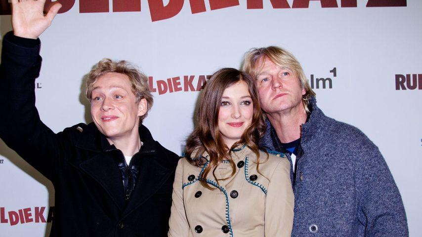Matthias Schweighöfer und Alexandra Maria Lara
