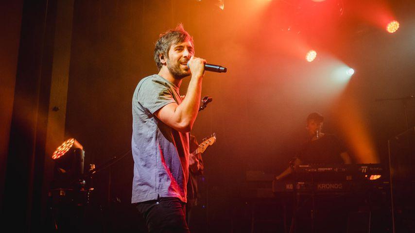 Max Giesinger bei einem Auftritt im März 2019