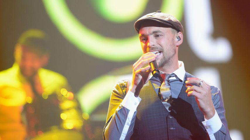 Max Mutzke beim Bundesvision Song Contest 2014