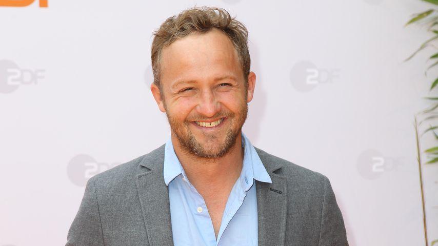 Baby da! Tatort-Star Maximilian Brückner ist Papa geworden!