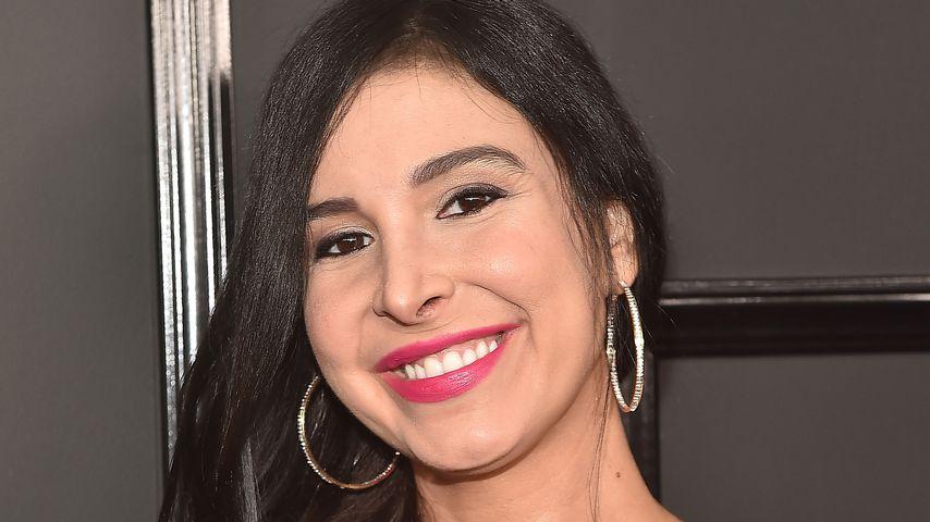 Mayra Veronica im Februar 2017 in Los Angeles