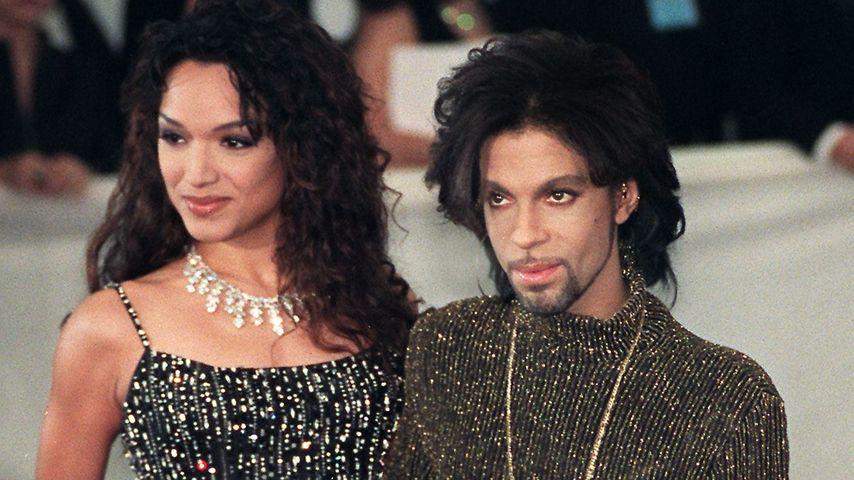 "Prince' (✝57) Exfrau trauert: ""Nun ist er bei unserem Sohn"""