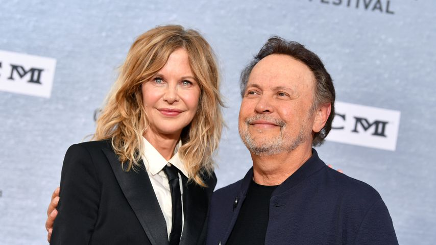 "Meg Ryan und Billy Crystal, ""Harry und Sally""-Darsteller"