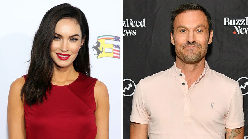 Collage: Megan Fox und Brian Austin Green