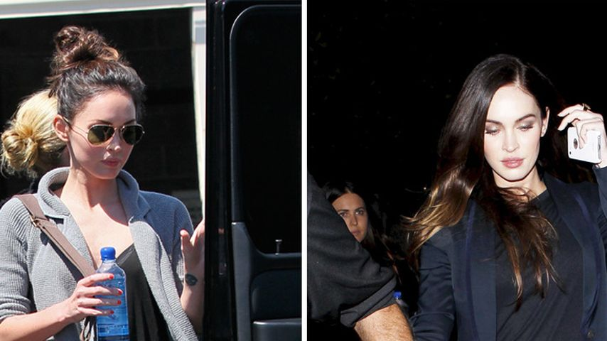 Megan Fox: Nach Geburt fast dünner als zuvor!