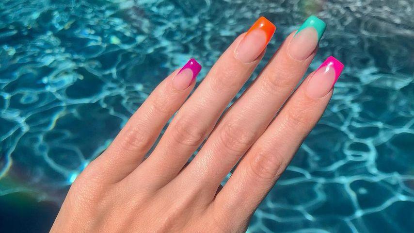 Megan Foxs Fingernägel