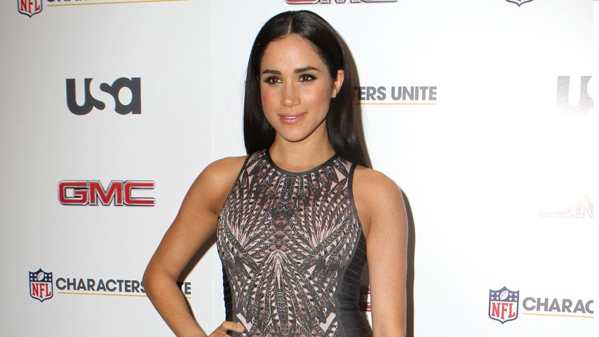 Meghan Markle 2014 in New York