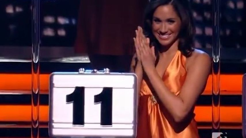 "Gewusst? Meghan Markle war TV-Model bei ""Deal or no Deal""!"