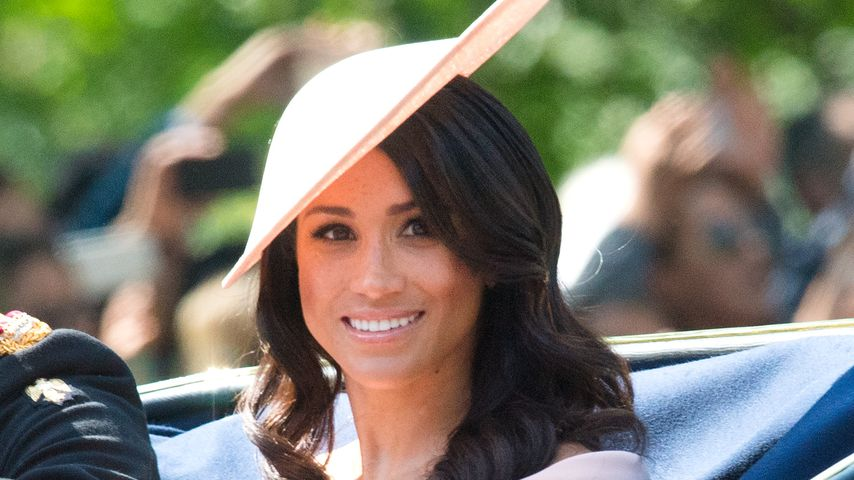 """Meghan Markle bei der """"Trooping The Colour""""-Parade in London"""