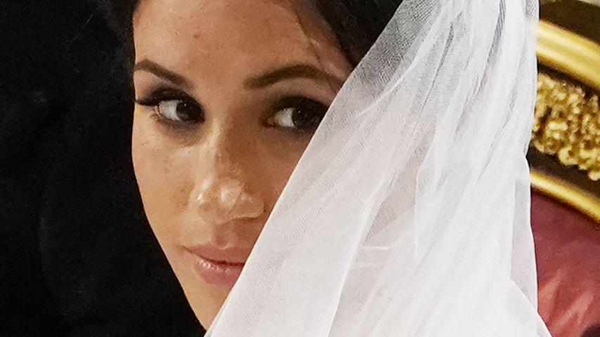 Herzogin Meghans Braut-Look: Darum trug sie dieses Diadem!