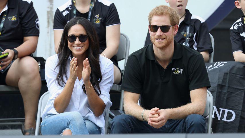 Meghan Markle verlässt 'Suits' - um frei für Prinz Harry zu sein?