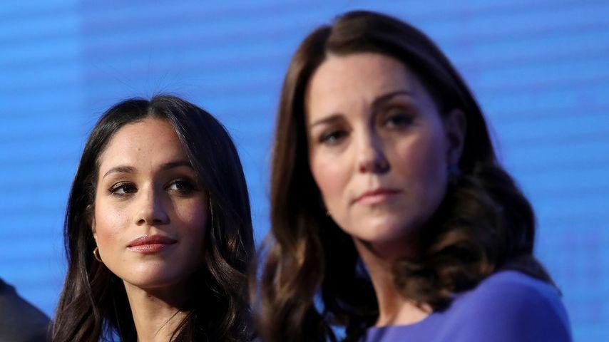 Meghan Markle und Herzogin Kate