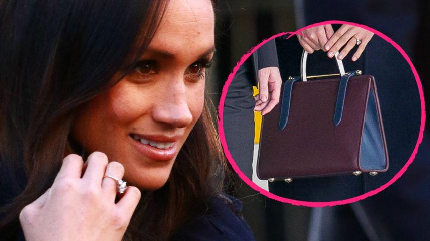 Style-Hype um Meghan Markle: Handtasche restlos ausverkauft!