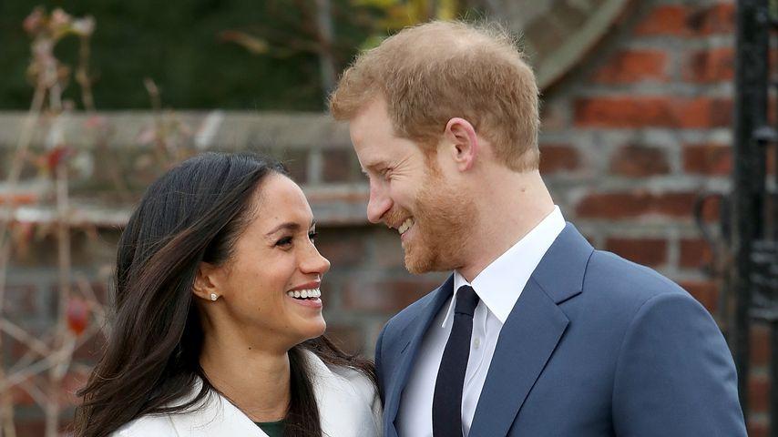 Vor einem Jahr verlobt! Harry & Meghans 12 schönste Momente