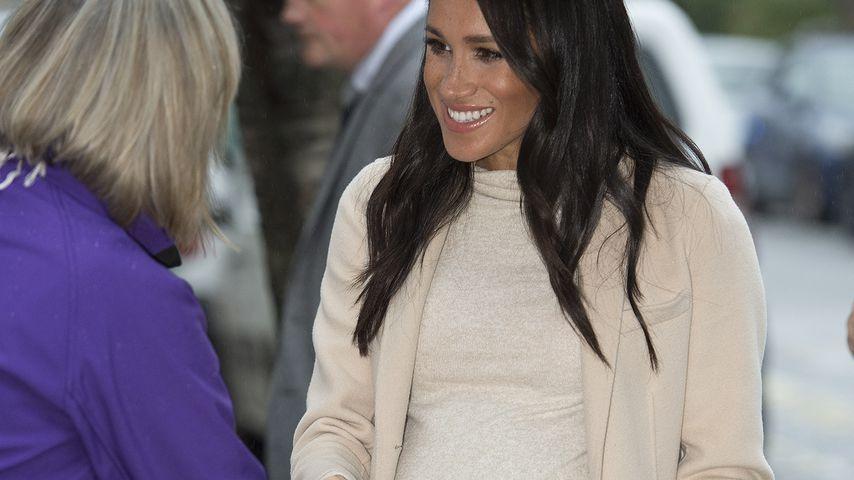 Herzogin Meghan bei einem Besuch in London