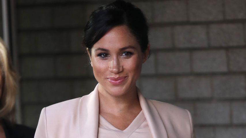 Herzogin Meghan im Januar 2019