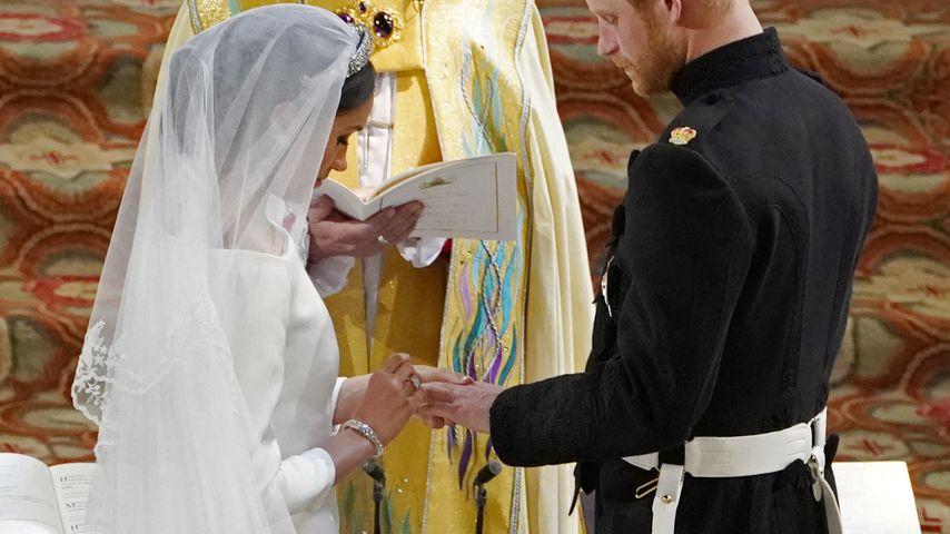 Prinz Harry trägt Ehering: Royal-Fans sind davon begeistert!