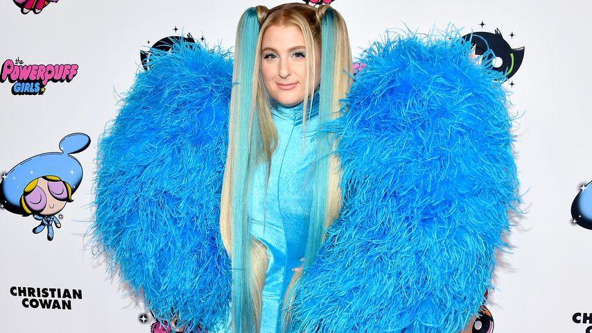 Meghan Trainor auf einer Fashion Show in Hollywood im März 2020