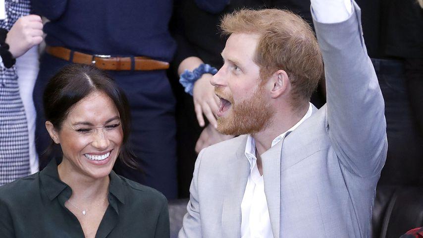 Schwanger-Glück: Meghan und Prinz Harry werden Eltern!