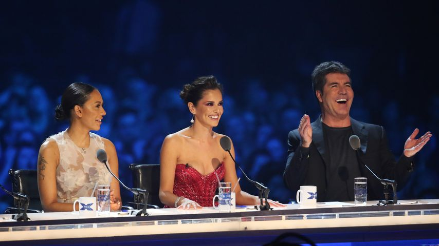 X Factor und Mel B.