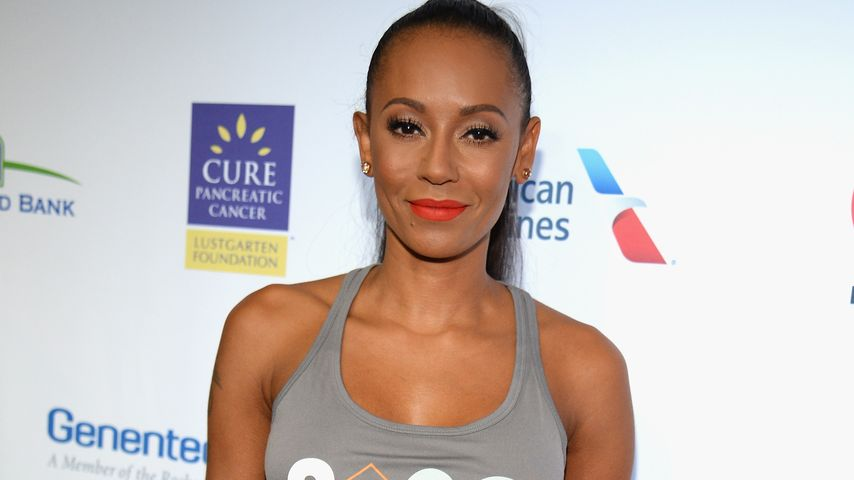 "Mel B. bei einem ""Stand up to Cancer""-Event 2016"