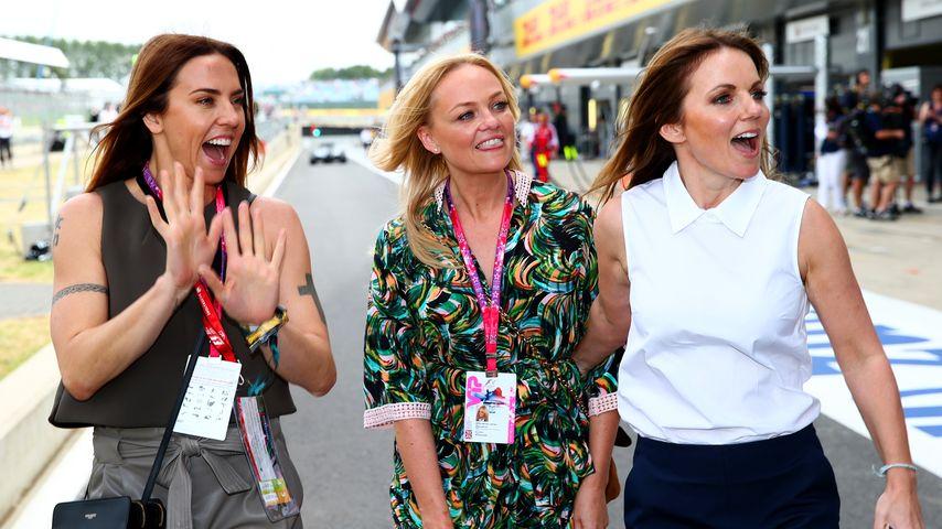 """Halt's Maul!"": Wütende Spice Girls beschimpfen Regisseur"