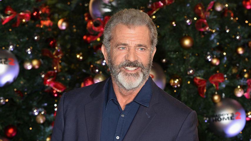 Mel Gibson, London 2017