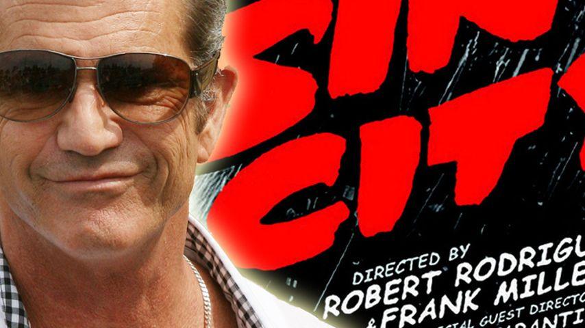 """Dreht Mel Gibson schon bald """"Sin City 2""""?"""