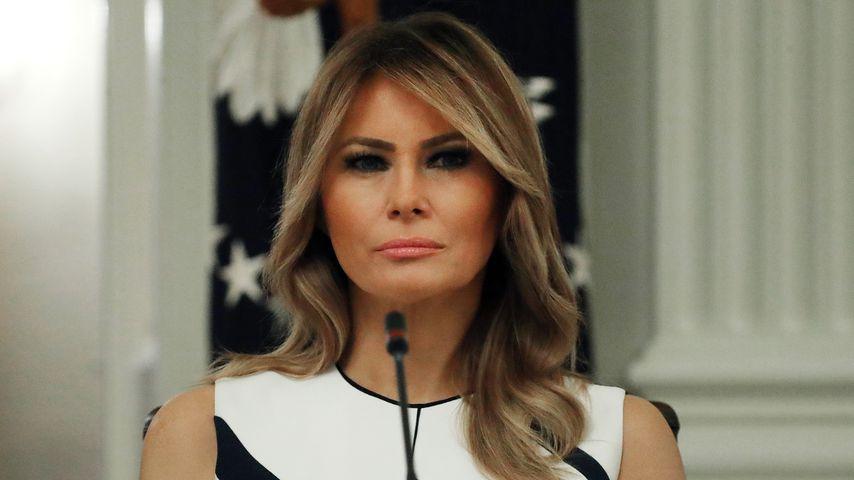 Packt Melania Trump aus? First Lady will ein Buch schreiben