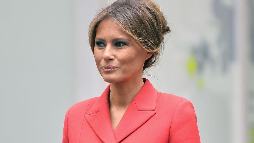 Melania Trump in Paris