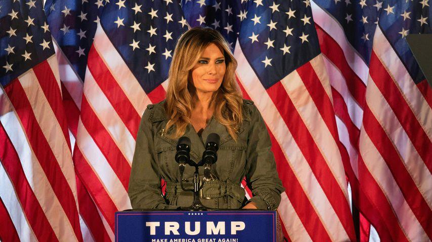 Melania Trump im Oktober 2020